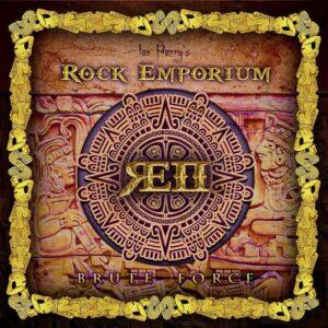 Ian Parry's Rock Emporium II - Brutal Force (2021)